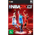 NBA 2k13, dvd, pc games