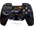 Red Gear PS2 Wireless controller (Multicolor)