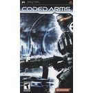 Coded Arms (Game, PSP), dvd