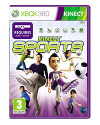Kinect Sports (Games, Xbox 360), cd