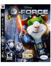 Gforce (Game, PS3)
