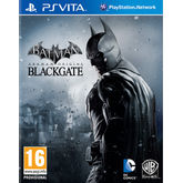 Batman: Arkham Origins Blackgate (Games)