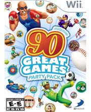 Family Party: 90 Great Games (Party Pack) (Games, Wii)