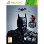 Batman: Arkham Origins (Games, Xbox-360), dvd