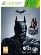 Batman: Arkham Origins (Games, Xbox-360)