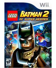 Lego Batman 2: Dc Super Heroes (Games, Wii)