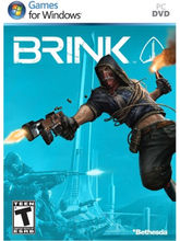 Brink (Games, PC), dvd
