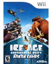 Ice Age Continental Drift (Games, Wii)