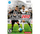 Pro Evolution Soccer 2012(Game, Wii)