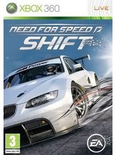 Need For Speed: Shift (Games, Xbox 360)