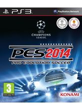 Pro Evolution Soccer 2014 (Games, PS3)