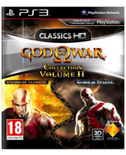 God Of War Collection Volume II (Games, PS3)