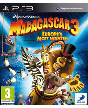 Madagascar 3: The Video Game (Game, PS3)