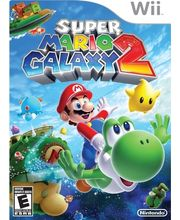 Super Mario Galaxy 2 (Games, Wii)