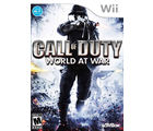 Call Of Duty: World At War, dvd, wii