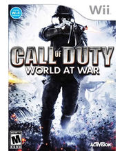 Call Of Duty: World At War (Games, Wii)