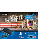 Sony PS3 12GB with Move Starter Pack & Move Game (Black)