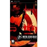 Metal Gear: Solid Portable Ops (Games, PSP)