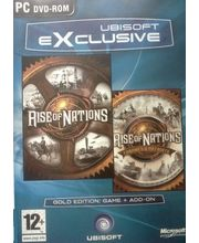 Rise Of Nations (Gold Edition) (Games, PC)