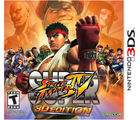 Super Street Fighter Iv (3D Edition) (Games, 3DS)