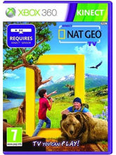 Microsoft Studios Kinect Nat Geo TV (Requires Kinect) (Game,XBox-360)