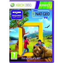 Microsoft Studios Kinect Nat Geo TV (Requires Kinect) (Game, XBox-360), dvd