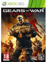 Gears of War: Judgment (Games, xbox 360)