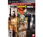 Rogues & Outlaw (Spec Ops, Borderlands 2, Mafia 2) (Games, PS3)
