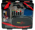 Red Gear Slim & Light Entertainment Kit (Multicolor)