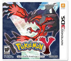Pokemon Y (Games, 3DS)
