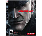 Metal Gear : Solid IV (Game, PS3)