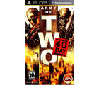 Army Of Two: The 40th Day (Games, PSP)