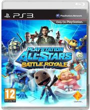 PlayStation All-Stars Battle Royale (Games), dvd, ps3
