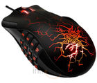 Razer Naga Molten Gaming Mouse (Black) / RZ01-00280500-R3M1