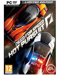 Need For Speed: Hot Pursuit (Game, PC), dvd
