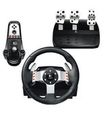 Logitech G27 Racing Wheel (Black)