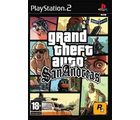 GTA San Andreas PS 2