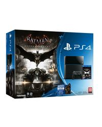Sony PlayStation 4 - Batman Arkham Knight Bundle, black