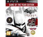 Batman: Arkham City (Game Of The Year Edition) (Games, PS3), ps3, dvd
