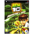 BEN 10: Protector Of Earth (Game, PSP), dvd, multicolor