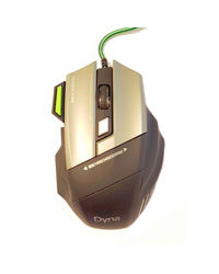 Dyna 3200dpi Smart Plus USB Professional Gaming Mouse