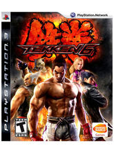 Tekken 6 (Game, PS3)