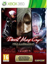 Capcom Devil May Cry HD Collection (Games, XBox-360)