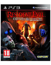 Resident Evil: Operation Raccoon City (Game, PS3)