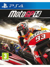 MotoGP 14 (Games, PS4)