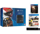 Sony PlayStation 4 1TB Ultimate Player Edition with (Natural Doctrine, PS4 Camera, The Crew Wildrun Edition)