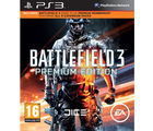 Battlefield 3 (Premium Edition) (Games, PS3)