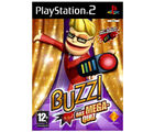 Buzz Maha Quizz (with Buzzer) (Games, PS2)
