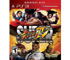 Super Street Fighter IV (Game, PS3)