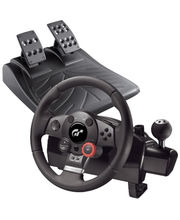 Logitech Driving Force GT (Black)